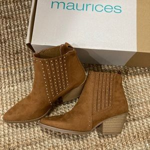 Brand new in box booties!